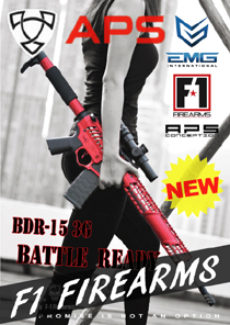 APS F1 FIREARMS