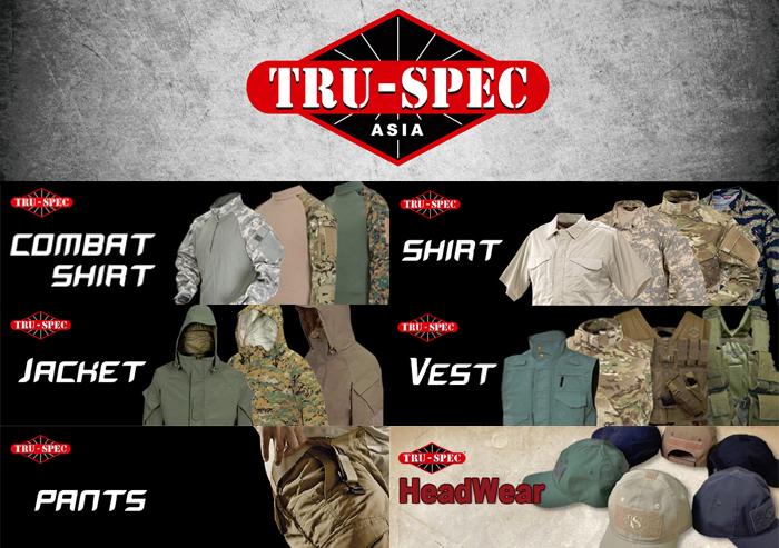 TRU-SPEC商品